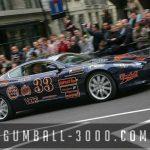 Gumball 3000 edición 2007