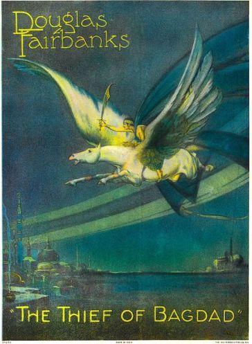 Poster de El Ladrón de Bagdad