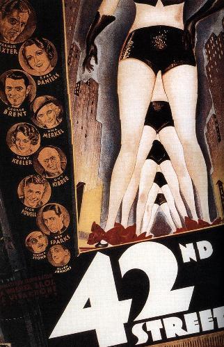 Poster de La Calle 42