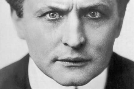 Harry Houdini y el espiritismo