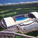 La playa artificial mas grande del mundo