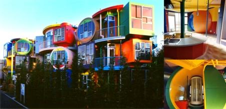 Casas sorprendentes