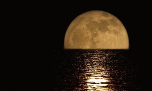 Espejismo lunar