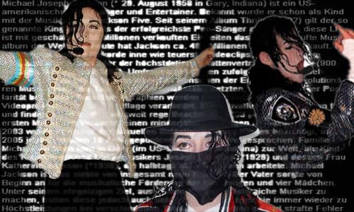 Imitadora de Michael Jackson