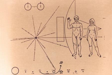 Las sondas espaciales Pioneer y sus mensajes para extraterrestres