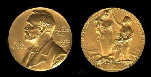 foto de los Premios Nobel
