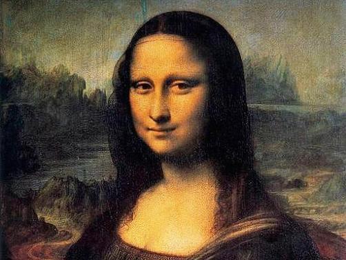 Leonardo Da Vinci y la Gioconda