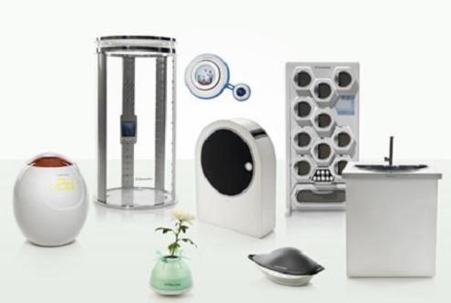 electrodomesticos modernos