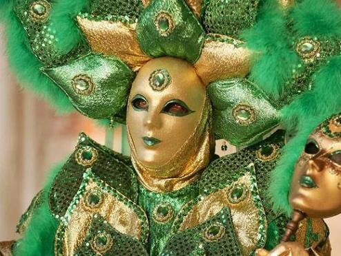 Recorrido por los Carnavales del mundo