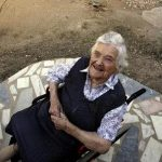 Falleció la mujer más vieja del mundo