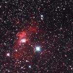 La misteriosa galaxia sin estrellas
