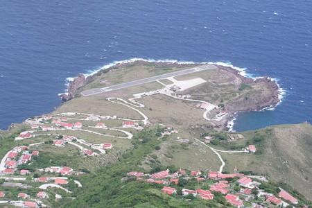 Fotos del aeropuerto más pequeño del mundo