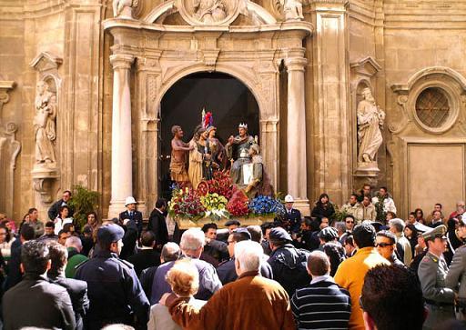 semana-santa en Trapani