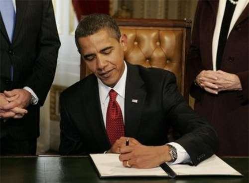 Obama zurdo