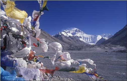 Paisaje del Himalaya