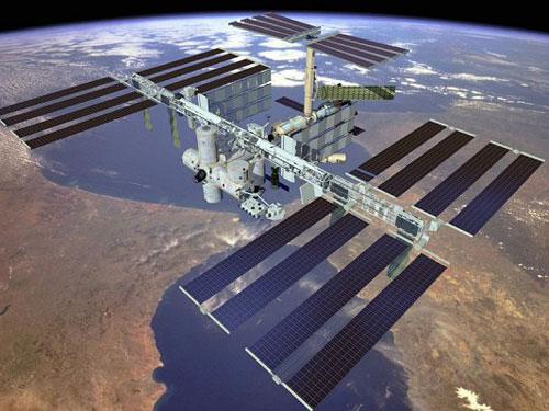 Iss estacion espacial