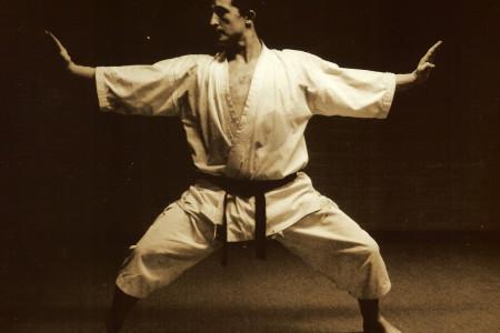 El origen del karate