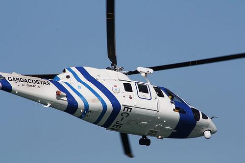 El invento de los helicópteros
