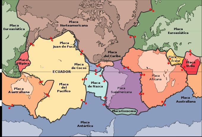Causas y orígenes de los movimientos sísmicos