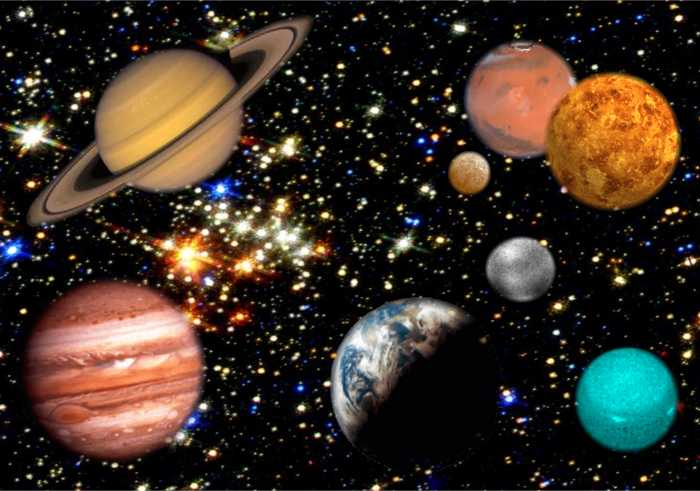 Descubriendo planetas en el sistema solar