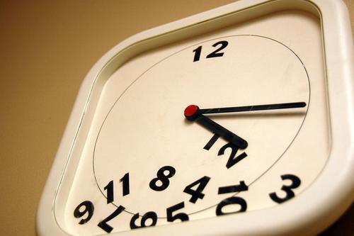 Reloj loco