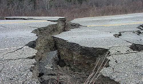 ¿Por que se producen los terremotos?