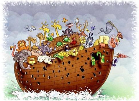 La leyenda del Arca de Noé