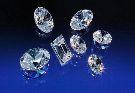 ¿Cuál fue el origen de los diamantes?