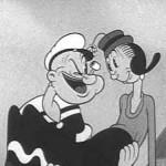 El primer dibujo animado de la televisión