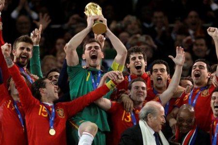 Curiosidades de la selección española de fútbol