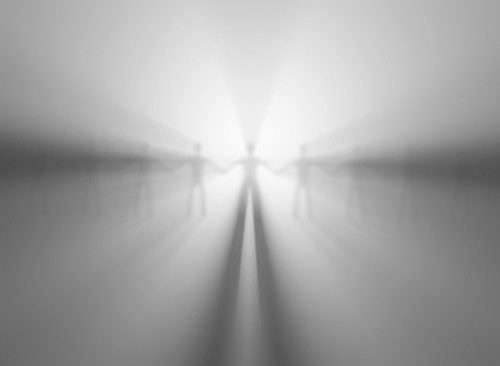 tunel hacia la luz