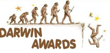 ¿Qué son los Premios Darwin?