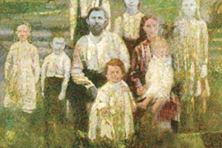 "La familia Fugate, los ""azules"" de Kentucky"