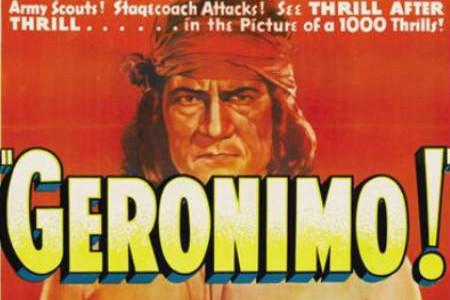 ¿Por qué los paracaidistas gritan Gerónimo?