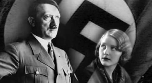 Adolph Hitler & Eva Braun