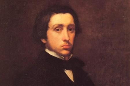 Edgar Degas, arte en la sombra más oscura