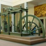 El primer proyecto de máquina de vapor