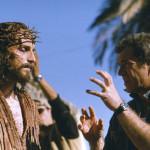 La Pasión de Cristo, un rodaje muy curioso