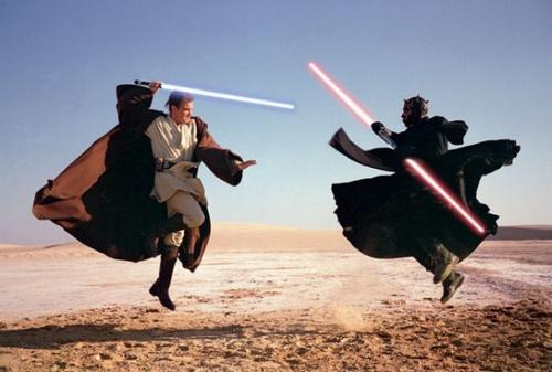 Star Wars rodaje