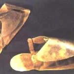 Los primeros zapatos