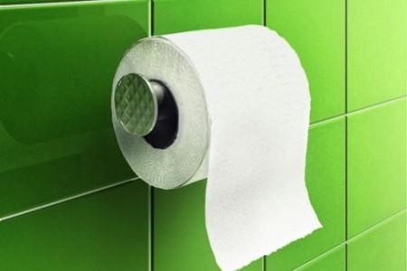 Breve historia del papel higiénico