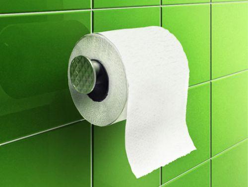 rollo de papel higienico