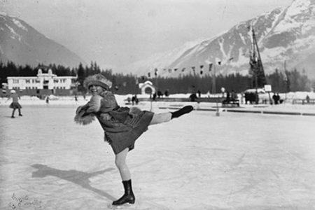 Breve historia del patinaje sobre hielo