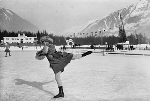 historia del patinaje sobre hielo
