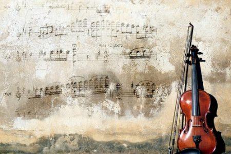 El violín de Osaki y las arañas