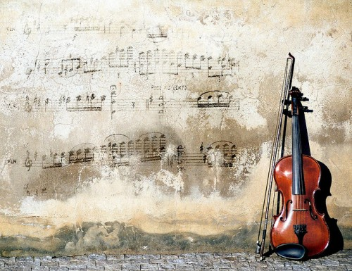 El violin de Otaki