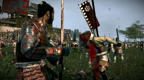 armadura del samurai