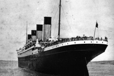 EL Titanic, historias humanas