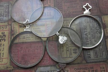 El origen de las lentes para ver mejor