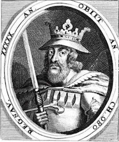 Harald de Dinamarca bluetooth